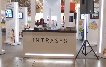 Intrasys at BuildTech Asia