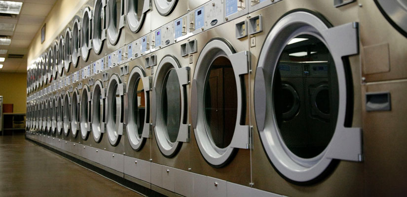 RFID Laundry Asset Management System